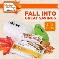 Isagenix shaker bundle